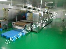 隧道连续式五谷杂粮微波烘干设备微波干燥设备价格