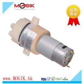 【厂家直销】DYR40 12V 1.3-1.7L/min 微型隔膜泵 用于饮水机