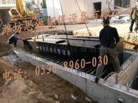 地埋污水处理设备生产厂家 污水处理设备的优缺点