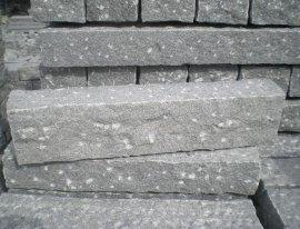 芝麻黑花岗岩大理石栏杆石芝麻黑石雕桥梁栏杆石