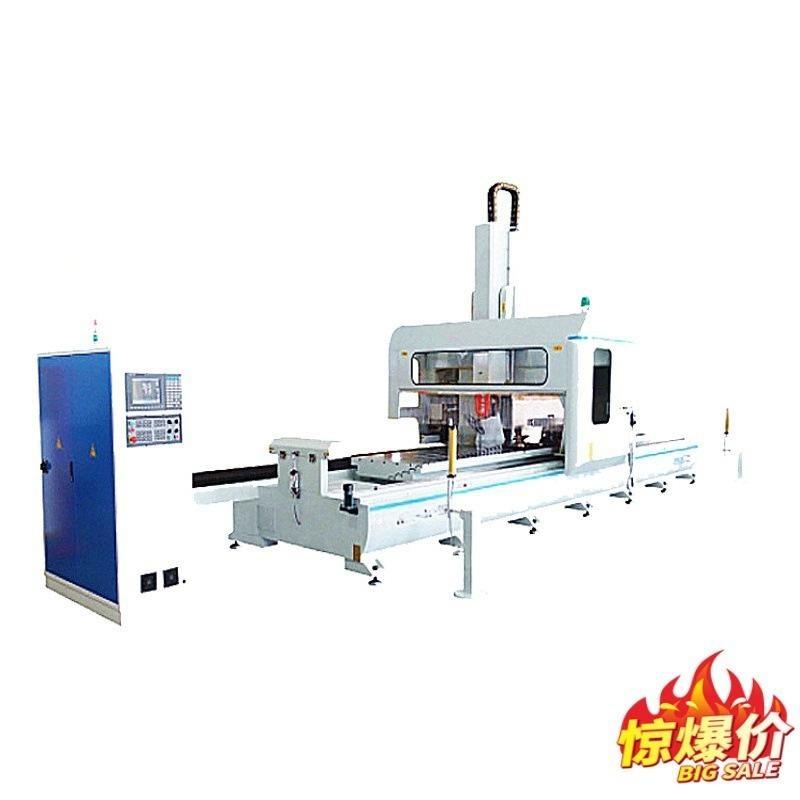廠家直銷明美 鋁型材數控加工中心 工業鋁型材五軸數控加工中心