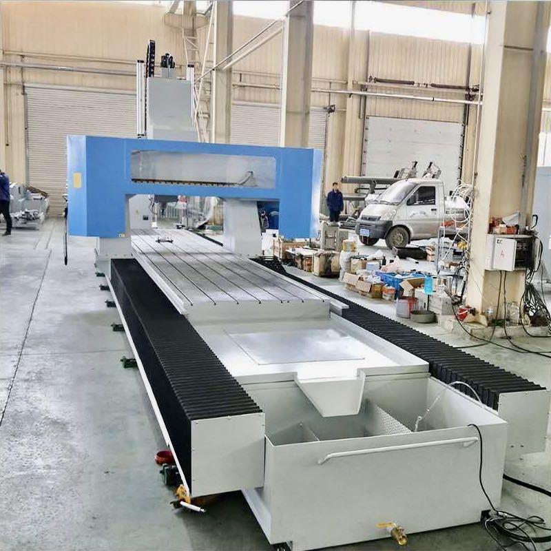 山東 廠家 明美 JGZX3-7000 軌道交通型材數控加工中心 支持定製