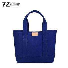 上海定制帆布袋無紡布購物手提袋廣告禮品袋可印字加印LOGO