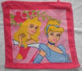 活性印花方巾