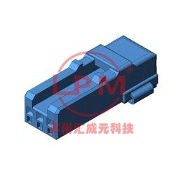 JAE IL-AG9-3P-S3C1-B原厂连接器