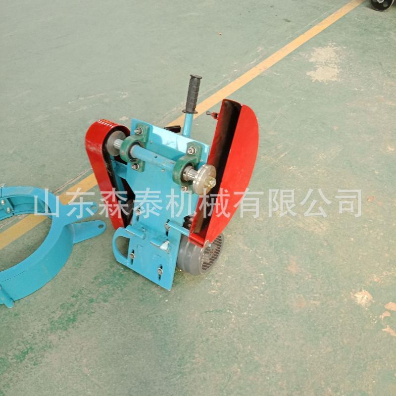 现货供应ST-600卡箍式切桩机 混凝土桩头抱箍式切割机价格