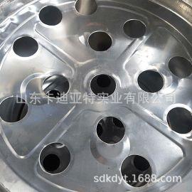 中国重汽 豪沃 A7 金王子 豪卡加厚铝合金油箱(350LD型) 质量保证