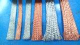 铜编织线,铝编织线,不锈钢编织线,各种金属丝编织带厂家