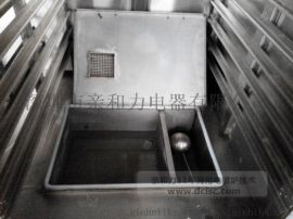 中學食堂專用三門海鮮蒸櫃廠家