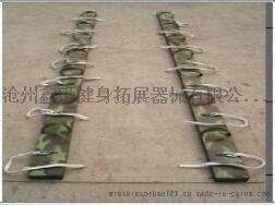 沧州鑫狮 有轨电车 同心同行 体育拓展器材 地面拓展器械