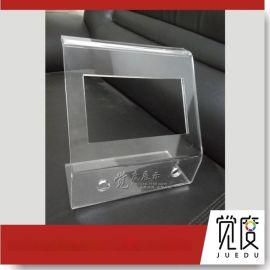 厂家定制有机显示屏展架亚克力电子显示屏展示架显示器展架