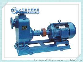 上海太平洋ZX型化工泵卧式自吸式离心泵