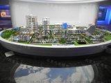 北京电力厂区模型金属材料制作电力厂区模型