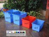 珠海塑料餐具消毒箱/香洲乔丰塑料周转箱