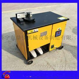 供应小型电动钢筋弯弧机  全自动钢筋弯曲机