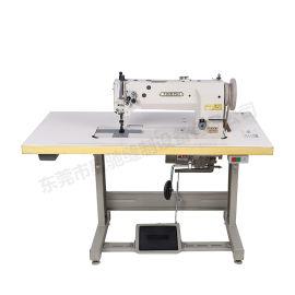 星驰牌6620三同步粗线双针车 沙发厂工业缝纫机