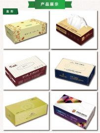 周口纸质纸巾盒定制 广告抽纸盒 纸抽盒定制logo