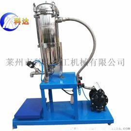 液体过滤灌装机,涂料油漆颜料灌装机