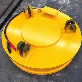 厂家直供电磁吸盘 高强磁电磁铁圆形电磁吸盘