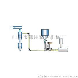 气力型粉煤灰输送机 自动运行控制粉煤灰输送xy1