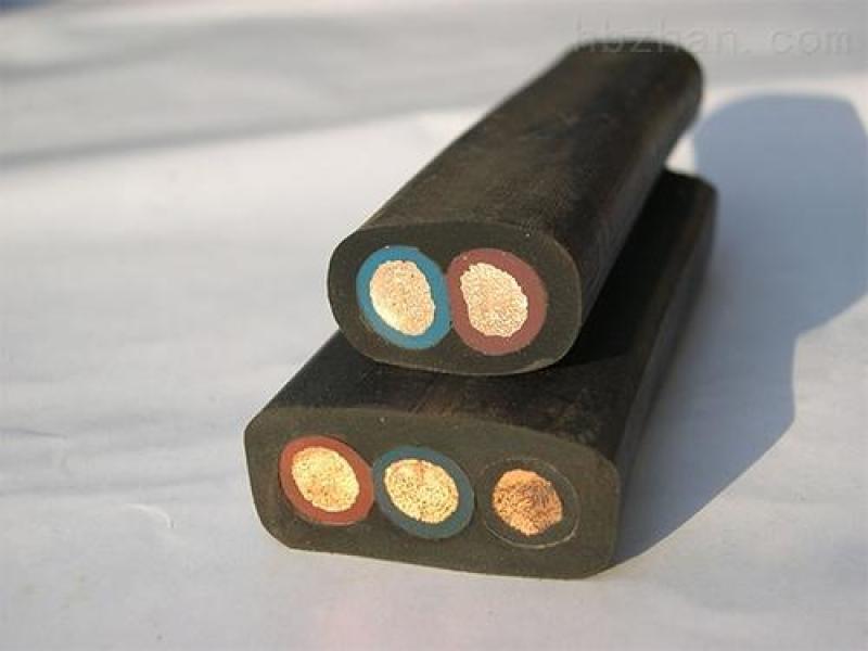 YQBPG带钢丝橡套扁电缆