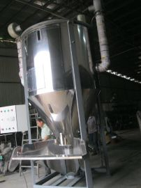 塑料混合干燥机大型干燥机加装智能温控数显容易操作