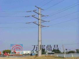 10KV电力钢杆生产厂家,供应甘肃庆阳耐张杆、转角杆