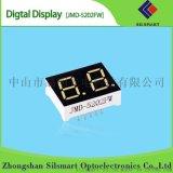 厂家直销 0.5英寸 5202HS双位数码管 LED数码管 共阴共阳 可订制
