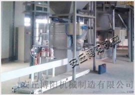 湖北碳酸钙自动包装机价格  干粉砂浆定量包装机厂家