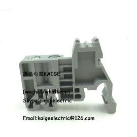 凯格电器阻燃固定件E/UK终端紧固件堵头C45导轨两端固定件仿菲尼克斯EUK
