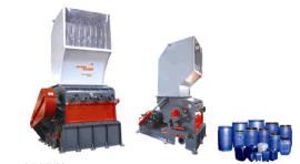 GTX800/600塑料桶体箱包粉碎机