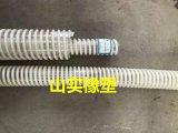 路面桥抛丸机专用塑筋软管,pu塑筋管,聚氨酯塑筋增强软管