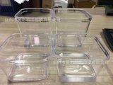 PC透明塑料盒 PS透明塑料罐 亚克力透明塑料盒