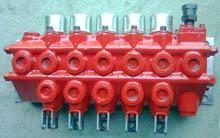 制砖机液压多路阀ZS3手动换向阀液压阀