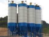河南片狀水泥罐設備生產廠家,億立150T水泥罐水泥倉,廠家直銷