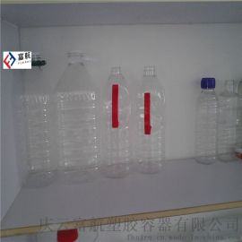 5升色拉油透明塑料桶 5升食用油塑料桶