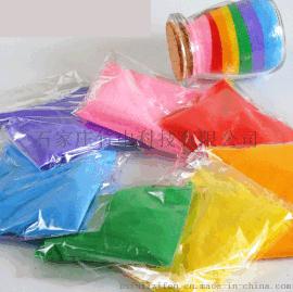 高性能彩色烧结玻璃微珠80-120目竹中生产厂家