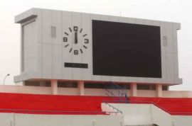 體育館鍾、數位顯示鐘、數字鐘、子母鐘