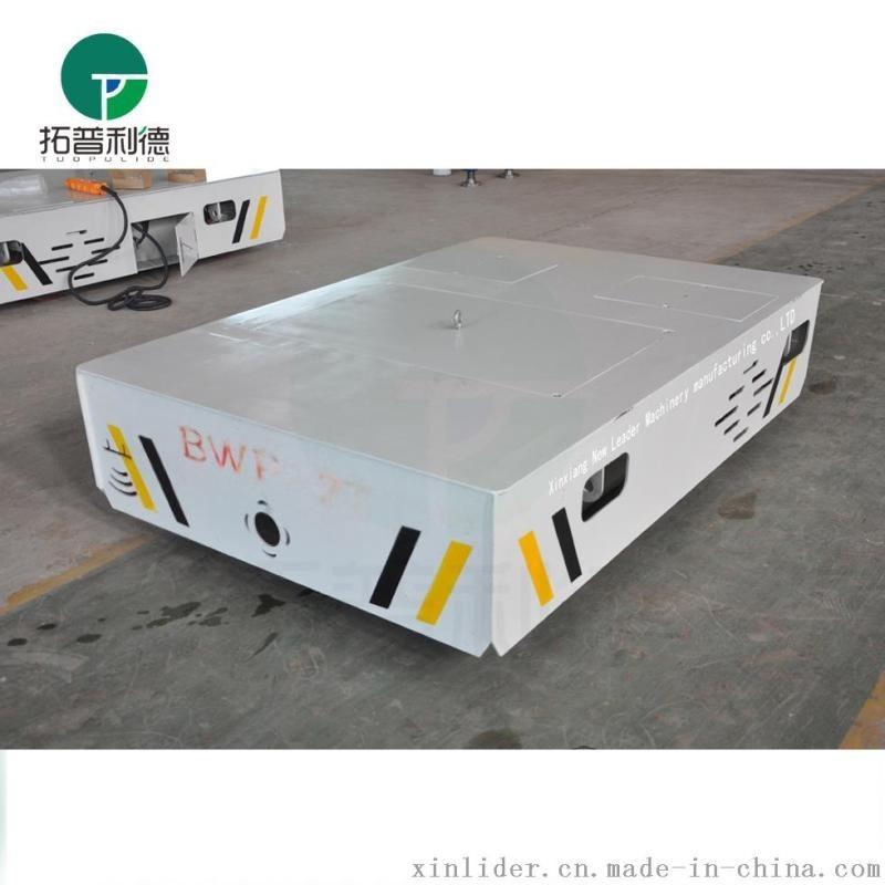 青岛厂家定制小型物件搬运设备无轨胶轮周转车