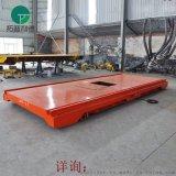湖南专业厂家拖线式供电摆渡车新型小型轨道搬运车