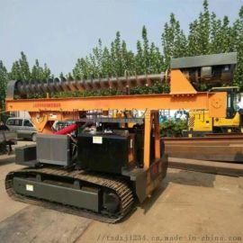 彤昭TZ-4105型光伏打桩机钻机专业制造商