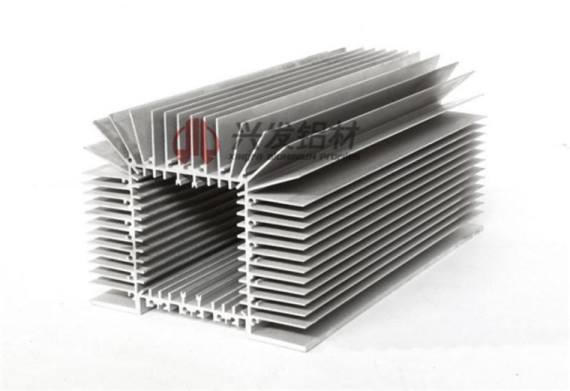 佛山铝型材散热器生产厂家兴发铝材