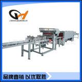 上海罡宏GH-2500T地板全自動套膜熱收縮包裝機