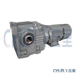 TK37-28.58-y1.5斜齿轮蜗轮减速机