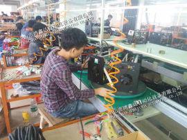 广州南沙番禺焊机生产线打印机流水线倍速链流水线