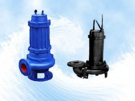 潜水排污泵(WQ(JYWQ))