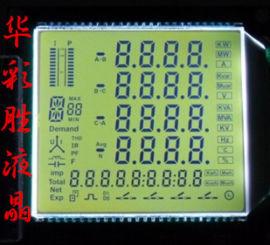 定制生产多功能电力仪表液晶屏