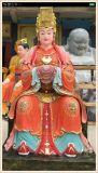 玻璃鋼媽祖娘娘神像廠家,千里眼順風耳神像雕塑