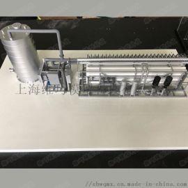 海水淡化模型定制海淡模型水处理模型盐水咸水污水处理