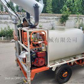 新能源雾炮除尘电动洒水车